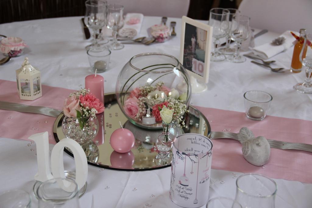 Forum mariage 31 forum mariage toulouse avis conseils - Deco table rose gris ...